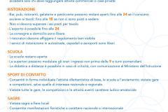 La sintesi di Anci Toscana del Dpcm 18 ottobre 2020