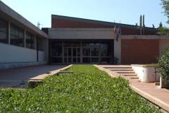 Un'immagine della scuola Sandro Pertini di San Giusto