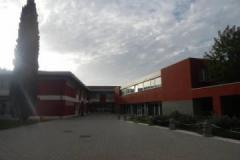 La scuola media Spinelli di San Giusto