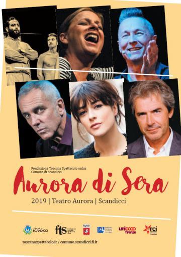 Rassegna Teatrale AuroradiSera 2019