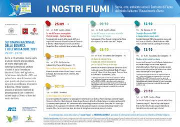 Il programma delle iniziative