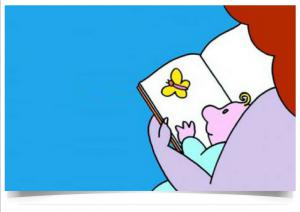 immagine logo Nati per leggere