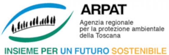 Il logo dell'Arpat