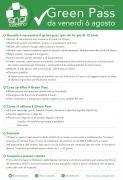 Dal 6.8 in vigore il Green Pass: quando è necessario, cosa certifica, come si ottiene