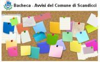 Bando d'asta per l'alienazione di area di proprietà comunale costituente porzione dell'Area di Trasformazione TR 03b Villa Costanza.