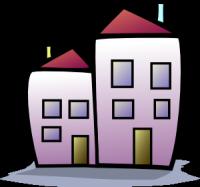 Il disegno di una casa