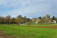 Una vista d'insieme dei parchi del Cnr e dell'Acciaiolo uniti