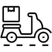 L'immagine del servizio delivery