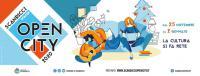 La grafica di Scandicci Open City Winter 2020