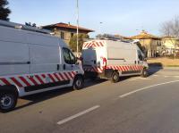 Mezzi di Toscana Energia