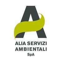Il logo di Alia Servizi Ambientali SpA