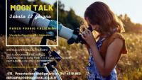 Il volantino di Moon Talk