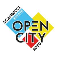 Il logo di Open City 2020