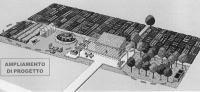 L'immagine del progetto di ampliamento degli Orti urbani