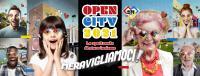 Un manifesto di Open City 2021